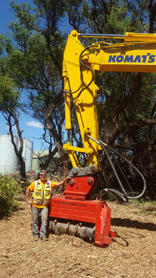Land Clearing - VARES CONTRACTING MAUI, HAWAII